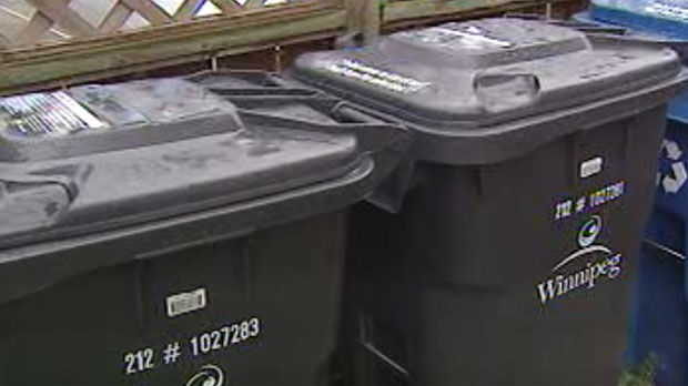 John Triggs was delivered two sets of garbage bins and is fuming over the extra charge.