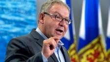 Premier Darrell Dexter Canada's premiers meeting