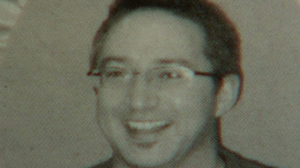 Brad Ashley Glenn, 35, is shown in an undated yearbook photo.