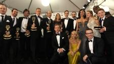 Homeland Emmy winner