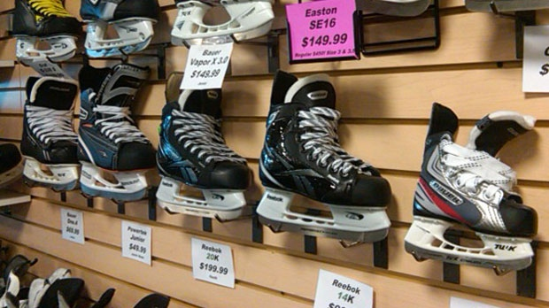 The federal government is proposing $76 million in tariff relief for sports equipment and baby clothes.