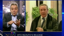 CTV Montreal: Newsmaker: Julian Sher on Rizzuto's release
