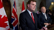 Minister of Foreign Affairs John Baird