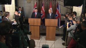 CTV News: Critics blast joint embassy plan