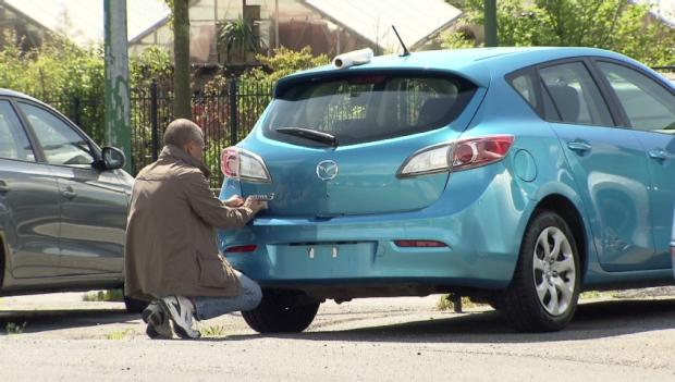 Renting A Car In California Under