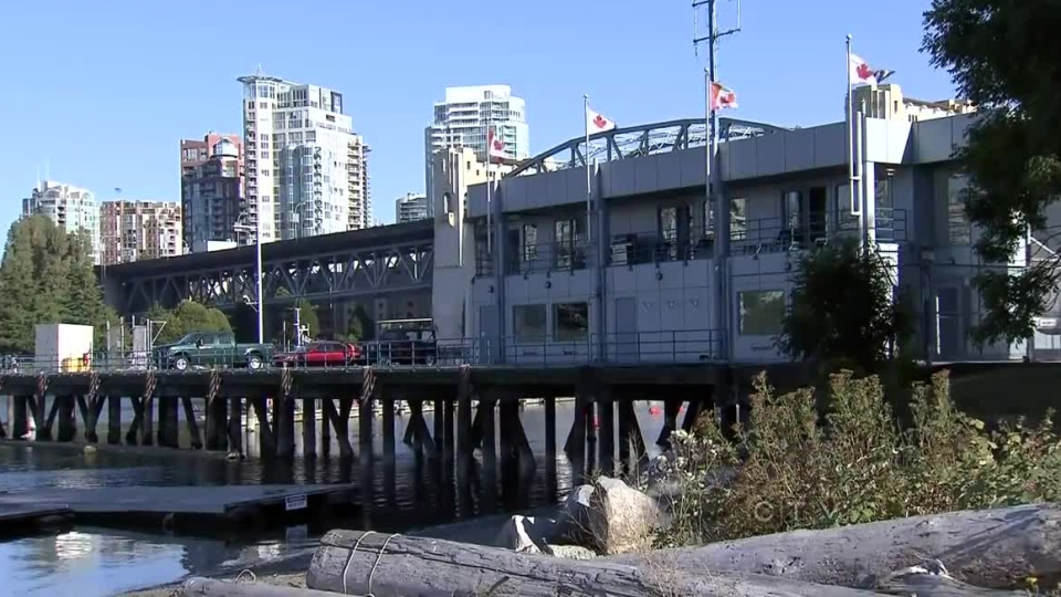 It was confirmed Tuesday that the Kitsilano Coast Guard had been quietly shut down. (CTV)
