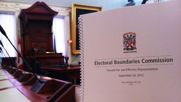electoral boundaries commission