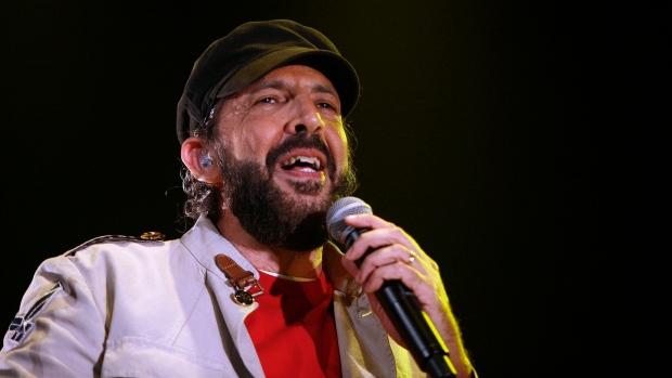 Juan Luis Guerra Tour London