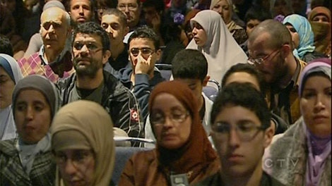 About 2,000 people took part Saturday in United for Change, the largest Islamic conference Montreal has ever seen.
