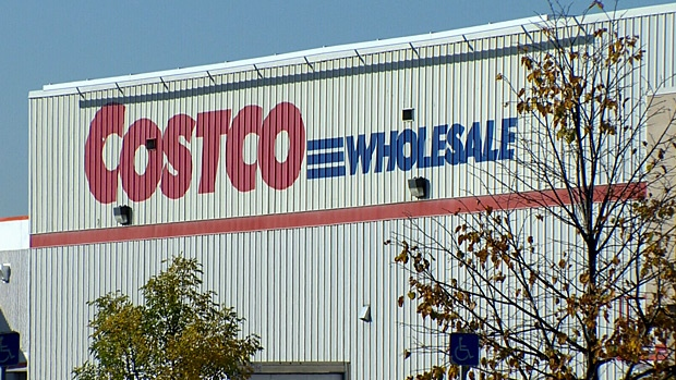 Northeast Edmonton Costco