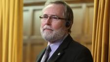 Conservative MP Stephen Woodworth
