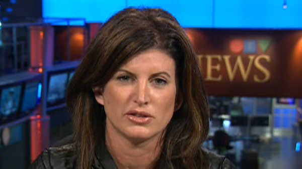 Public Works Minister Rona Ambrose appears on CTV's 'Power Play' in Toronto, Friday, Sept. 24, 2010.