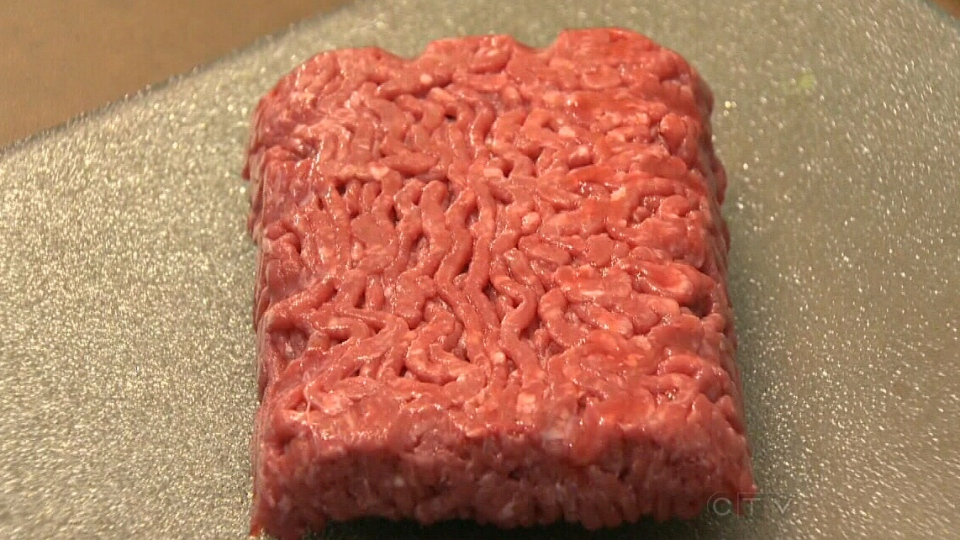 Health officials confirm four people have fallen ill after eating E coli-tainted steaks that were sold in Edmonton, Alta.