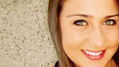 Laura Szendrei, 15, died early Sunday morning the day after being attacked in North Delta. Sept. 26, 2010. (Facebook)