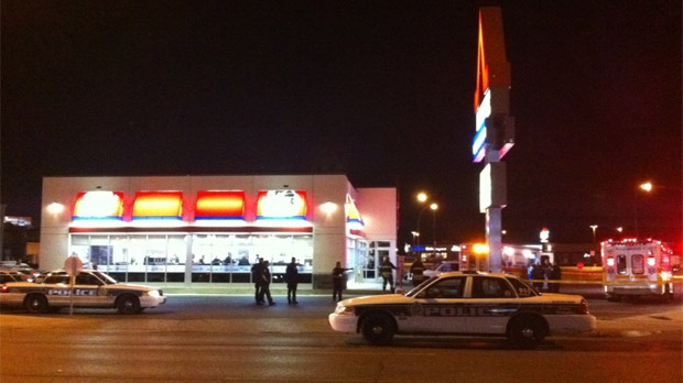 Salisbury House fatal shooting in Winnipeg
