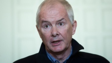 Former Vancouver Olympic organizing committee president and CEO John Furlong