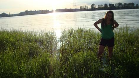 Laura Szendrei, shown in this undated photo, was beaten to death in Delta, B.C. (Facebook)