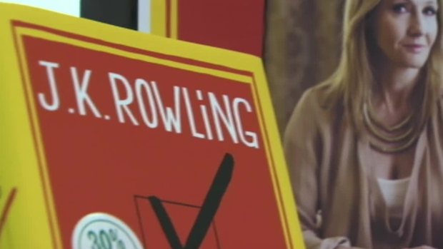 CTV National News: Rowling's next chapter