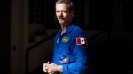 Canadian Astronaut Chris Hadfield is seen in this Sept. 27, 2012 photo. (Chris Young / THE CANADIAN PRESS)