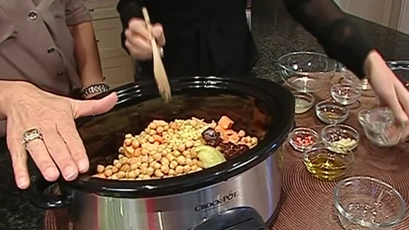 CTV Ottawa: Crock pot cooking - Part 1