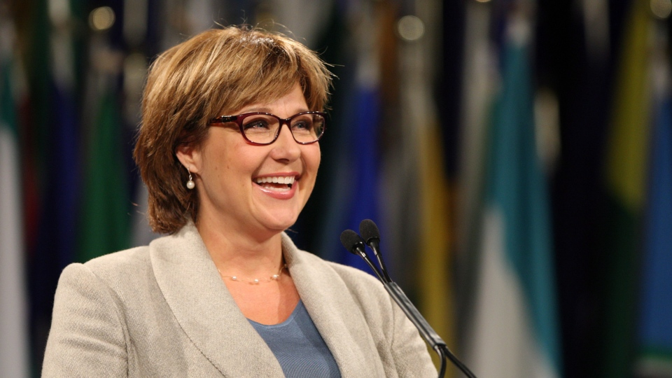 B.C.'s Christy Clark faced a strikingly similar scenario following the province's 2017 election when no party won a majority of seats. Clark convened the legislature, but her Liberals were defeated on a confidence vote just seven days later.