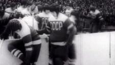 Anatoli Tarasov employed soccer tactics in Russian hockey