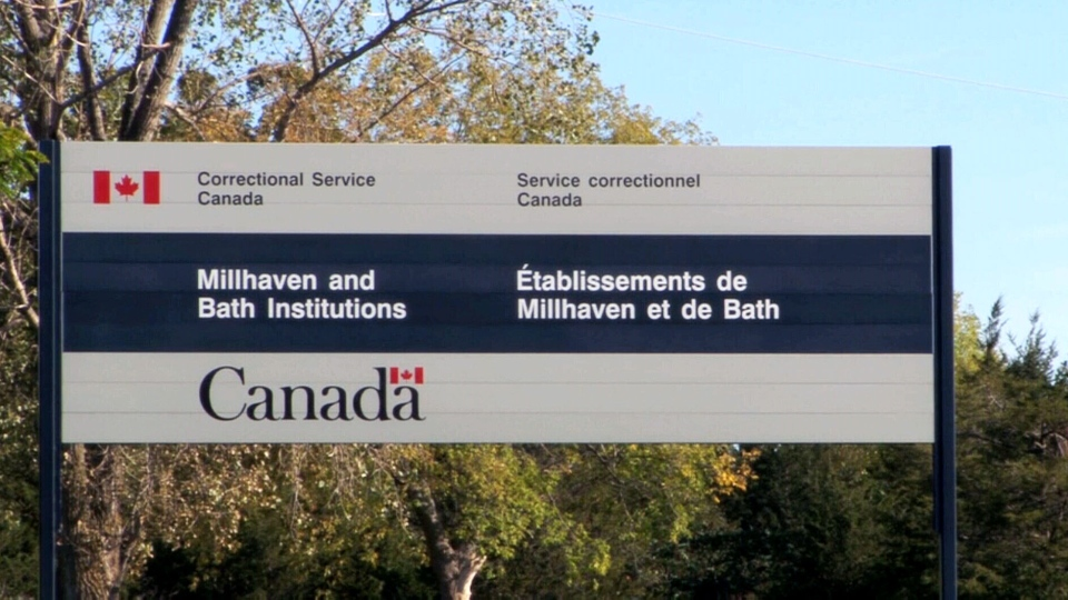 Upon arrival in Canada, Omar Khadr was taken to Millhaven Institution in Bath, Ont., Saturday, Sept. 29, 2012.