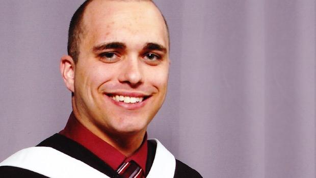 Garret Elsey, 22, SUPPLIED