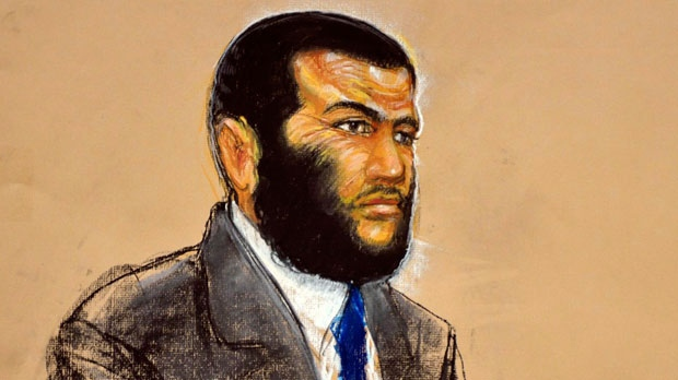 Omar Khadr is shown in a file photo. (The Canadian Press/Janet Hamlin)