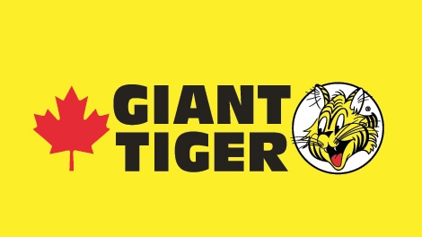 Giant Tiger Kitchener Ontario