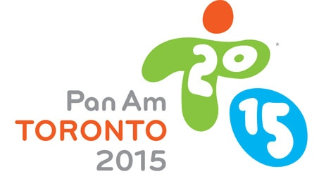 Official logo of The Toronto 2015 Pan/Parapan American Games.
