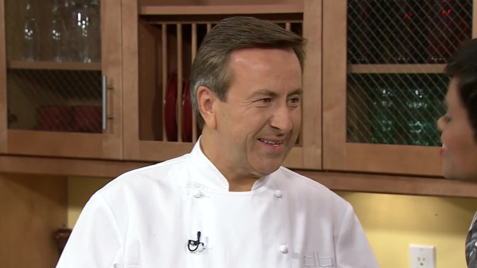 Celebrity Chef Daniel Boulud shared his tips to create a memorable lobster salad on Oct. 1, 2012 on CTV's Canada AM.