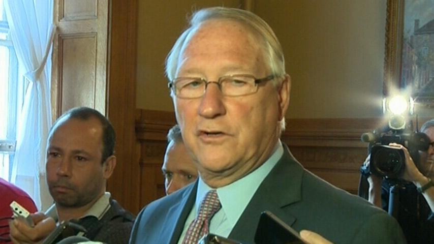 Mayor Gerald Tremblay
