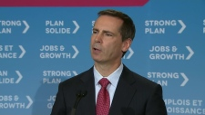 Premier Dalton McGuinty speaks to the media during a press conference in Toronto, Tuesday, Oct. 2, 2