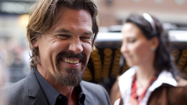 Josh Brolin arrives at the gala screening of 'You Will Meet a Tall Dark Stranger' at the Toronto International Film Festival in Toronto on Sunday Sept. 12, 2010. (Chris Young / THE CANADIAN PRESS)