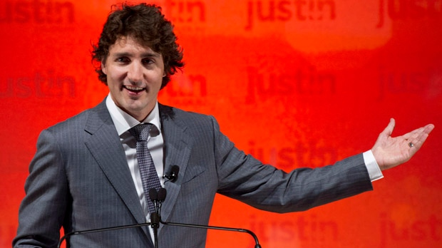 Liberal MP Justin Trudeau is shown in this file photo. (Paul Chiasson / THE CANADIAN PRESS)
