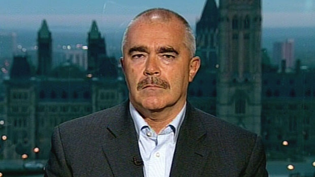 Agriculture Union National President Bob Kingston appears on Canada AM on Wednesday, Oct. 3, 2012.