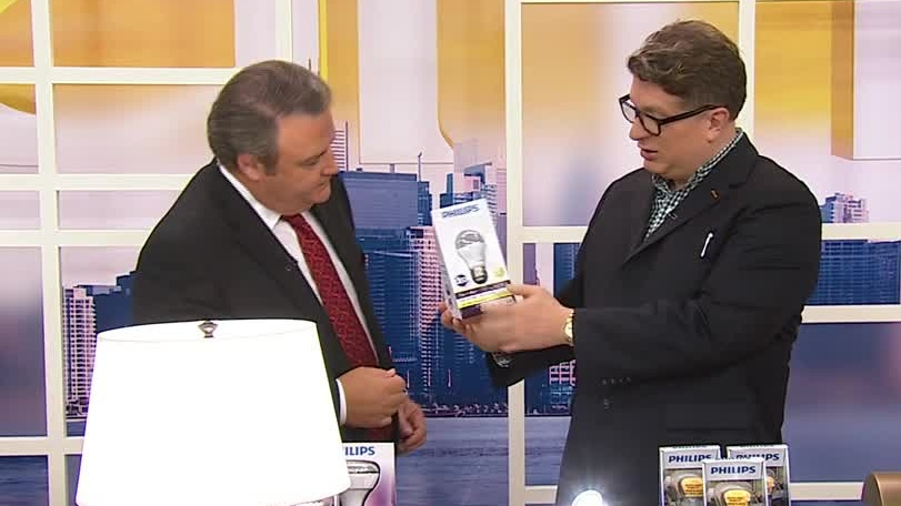 Karl Lohnes revealed new ways to freshen up a home with lights on Canada AM, Wednesday, Oct. 3, 2012.
