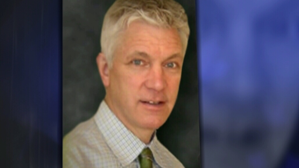 Chiropractor Gregory John Stiles, who admitted to forging a consent form, is seen in this undated image.