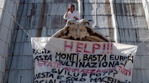 Vatican protest