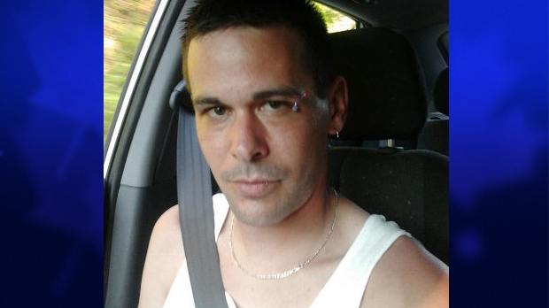 Wayne Alan Cunningham is seen in this photo made available by the RCMP.