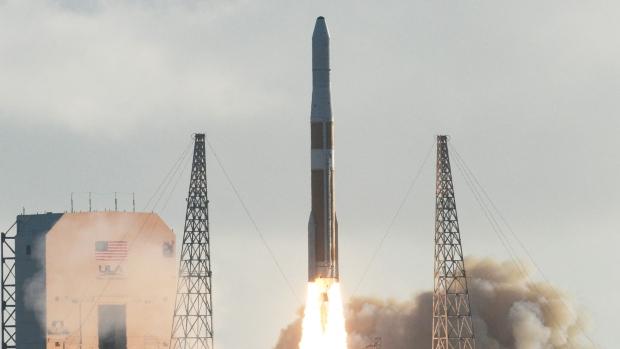 U.S. satellite