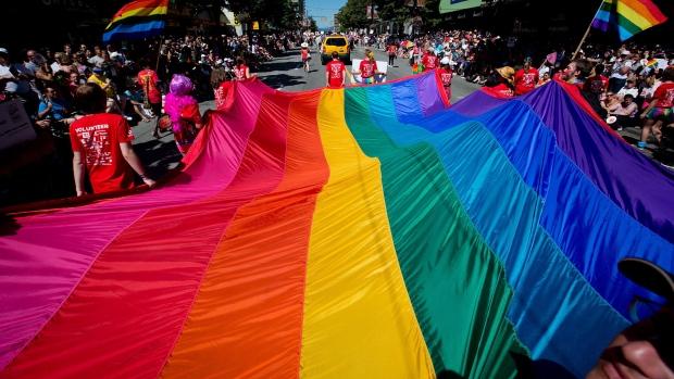 Rainbow flag, LGBT