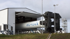 SpaceX set to launch