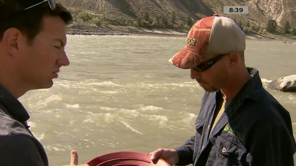 Loren Christie shared his experiences at Echo Valley Ranch in British Columbia on Canada AM, Oct. 5, 2012.