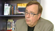 Ross Sheppard high school principal Ron Bradley