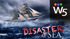 W5's season premiere tells the story of 48 students -- how they and 8 teachers and 8 crew members survived the sinking of the tall ship Concordia, 500 kilometres off the coast of Brazil in February.