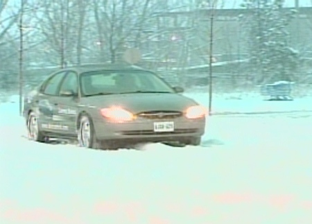 Police are warning commuters in Southern Ontario to expect a difficult drive on Wednesday, Feb. 6, 2008.