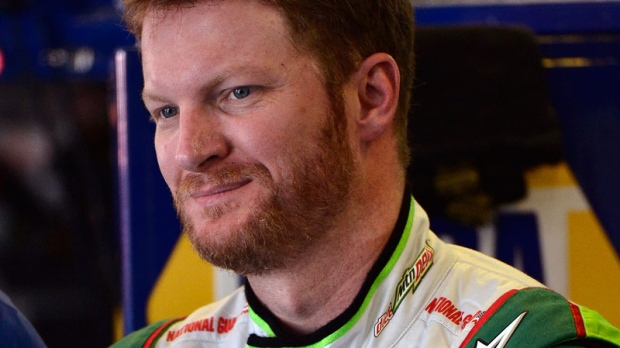 Earnhardt to race