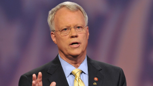 "Rep. Paul Broun calls evolution a ""lie."""